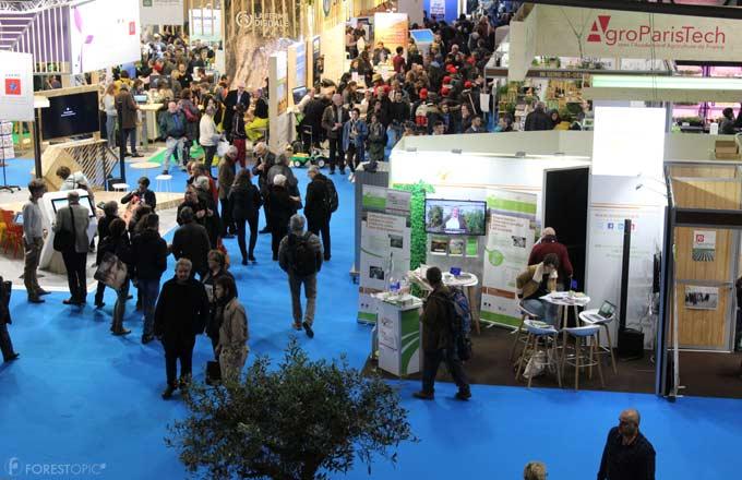 Salons De Lagriculture Et Du Machinisme Agricole Programme Forêt