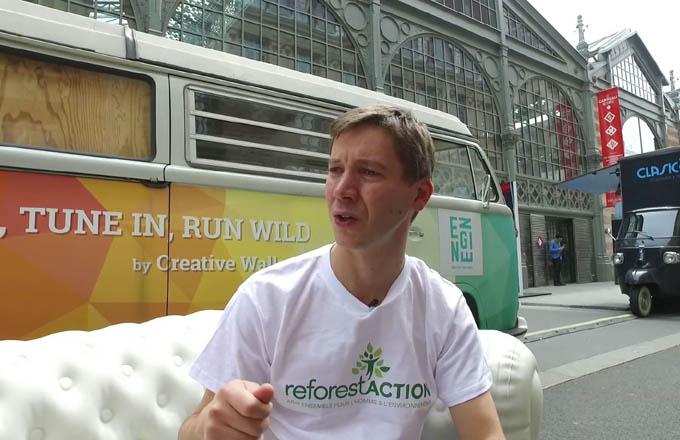 Reforest'Action plante des milliers d'arbres grâce au ecommerce