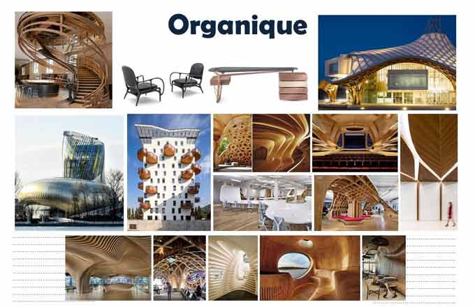 La construction bois pour r inventer le cadre de vie for Architecture organique