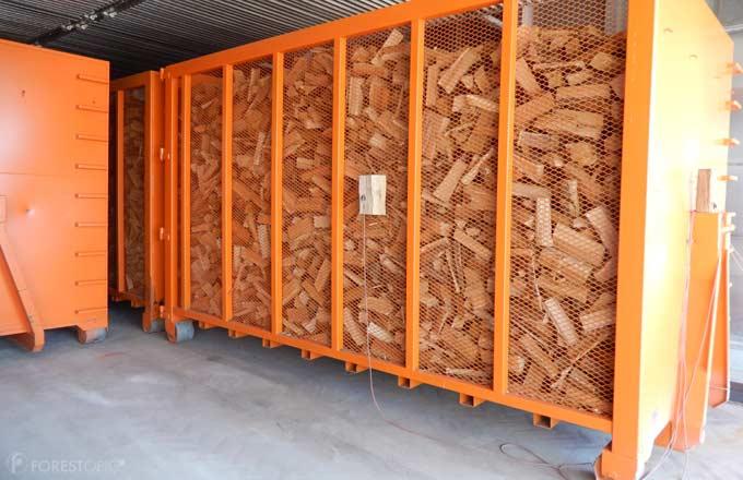 Bois Buche Energie - BBCA investit pour sécher le boisénergie mieux et plus