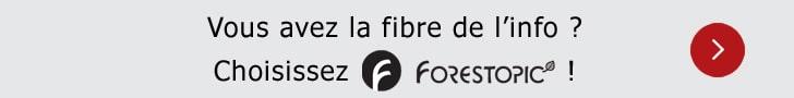 Forestopic, La fibre de l'info